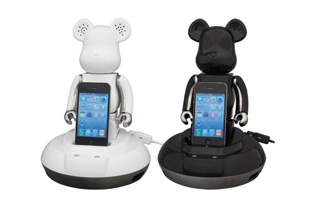 Image of Medicom Toy Bearbrick x radius iPhone Speaker