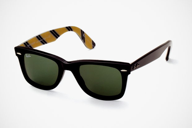Image of Brooks Brothers x Ray-Ban Sunglasses Capsule Collection