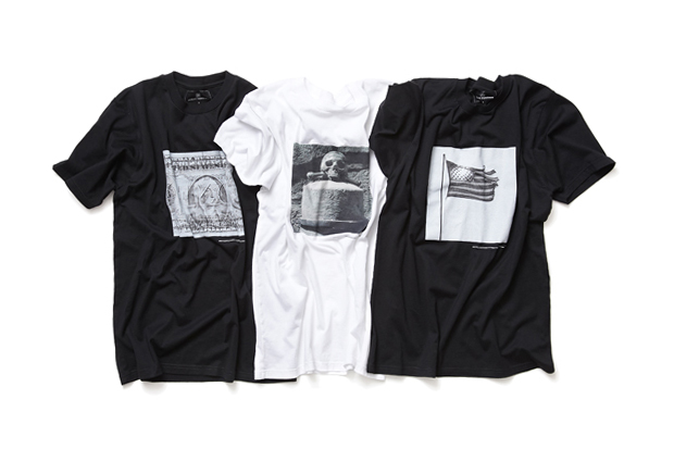 Image of Robert Mapplethorpe x TRAVERSE TOKYO x uniform experiment T-Shirt Collection