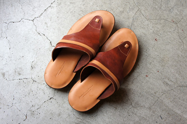 Image of Roberu 2012 Spring/Summer Leather Sandal