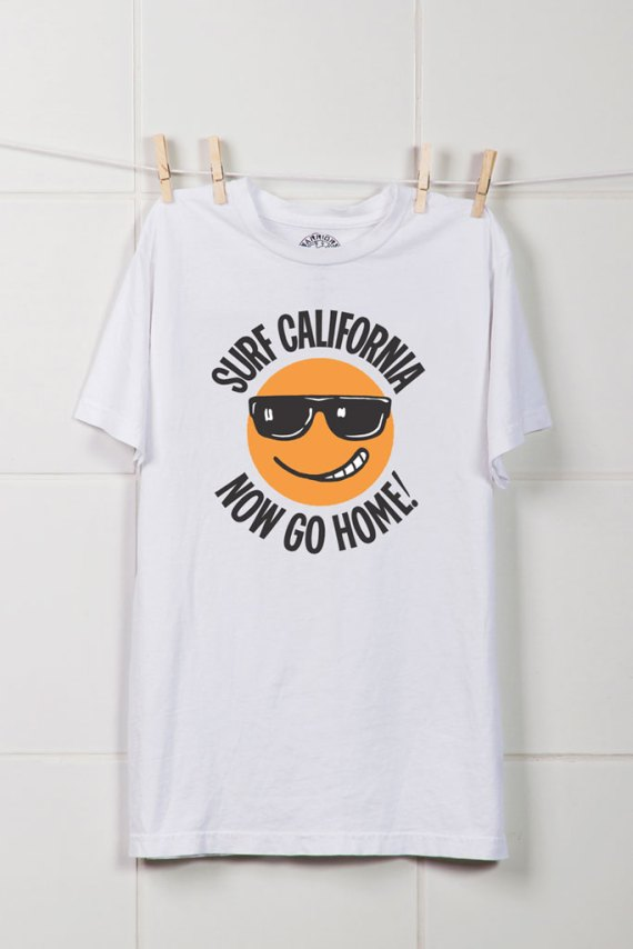 "Image of Ron Herman x Warriors of Radness ""Surf California"" Capsule Collection"
