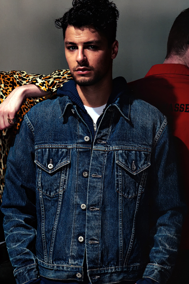 Image of SENSE: THE ORIGINAL TENDERLOIN 2012 Spring/Summer Collection Editorial