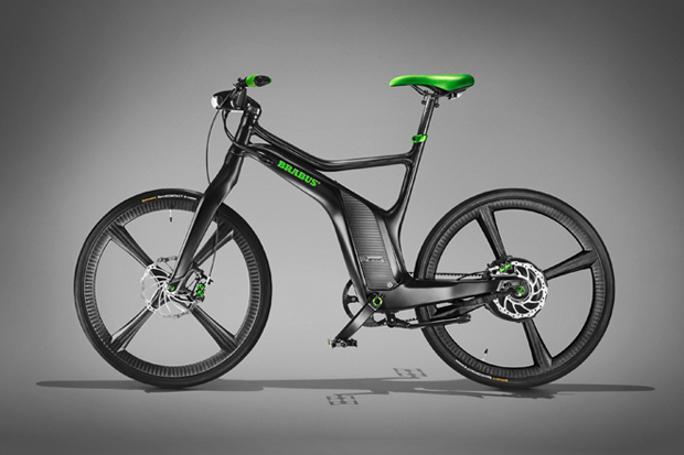 Image of Smart BRABUS E-Bike