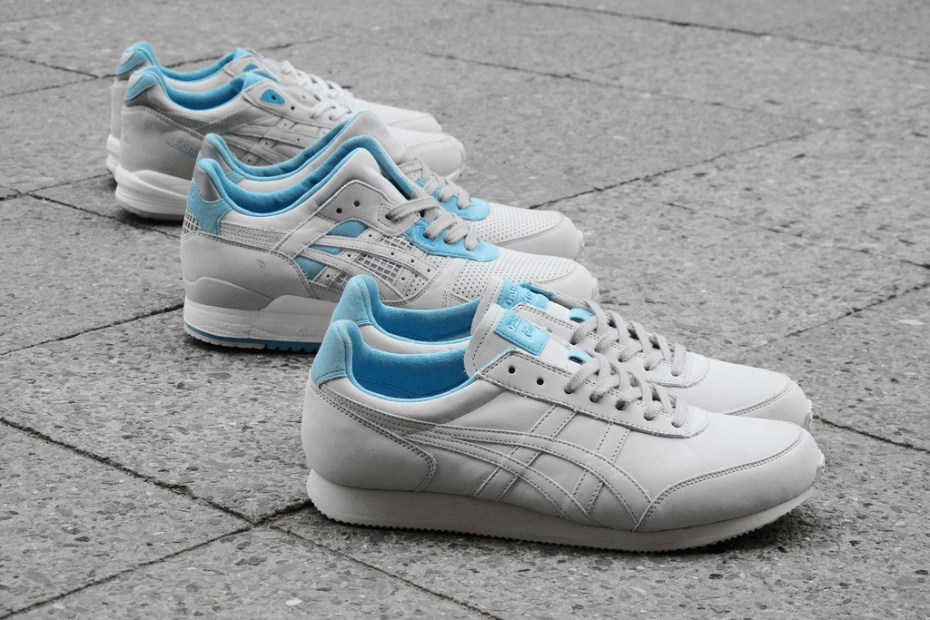 Image of Solebox x ASICS Capsule Collection Preview