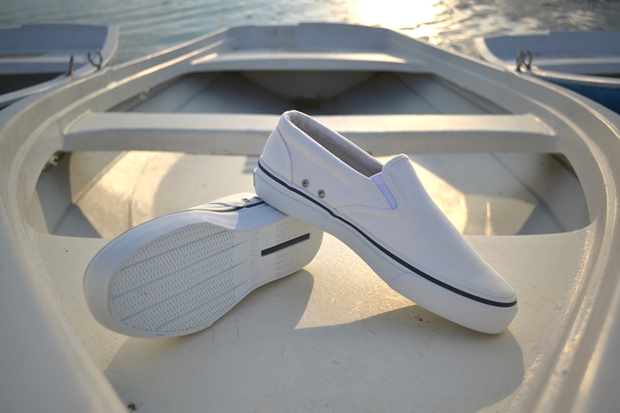 Image of Sperry Top-Sider 2012 Summer Striper Slip-On