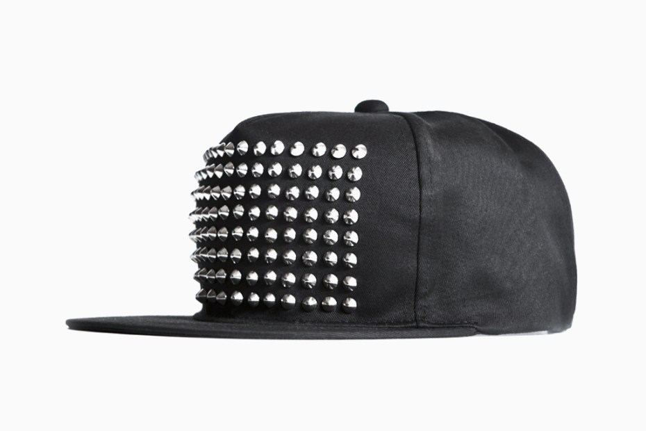 Image of Stampd' The Silver Studded Snapback Hat