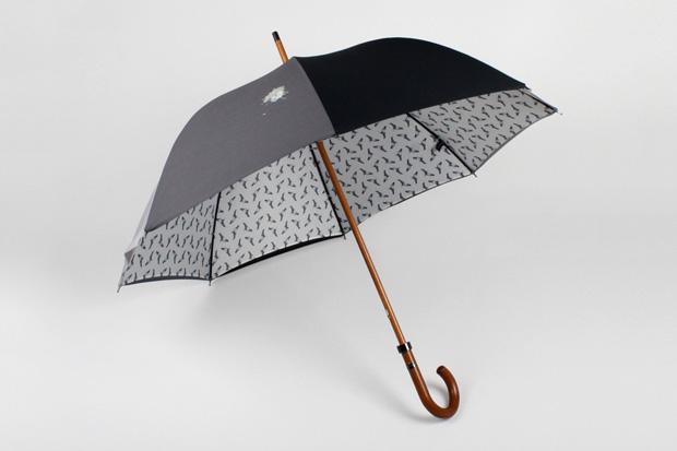 Image of Staple Design x London Undercover Pigeon Umbrella