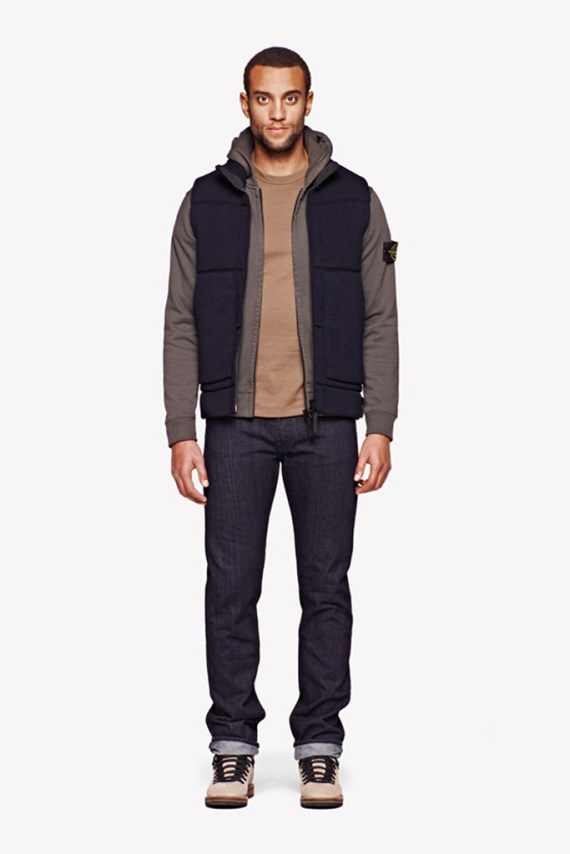 Image of Stone Island 2012 Fall/Winter Lookbook