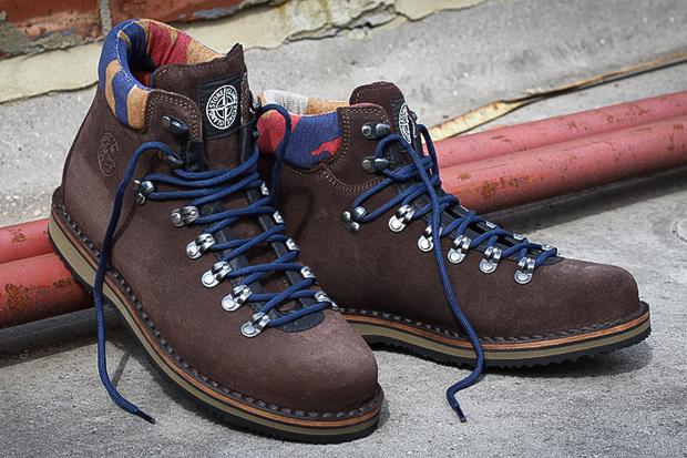 Image of Stone Island x Diemme 2012 Fall/Winter Boots