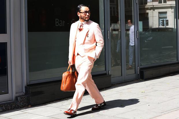 Image of STREETFSN: London Street Style for GRAZIA.IT