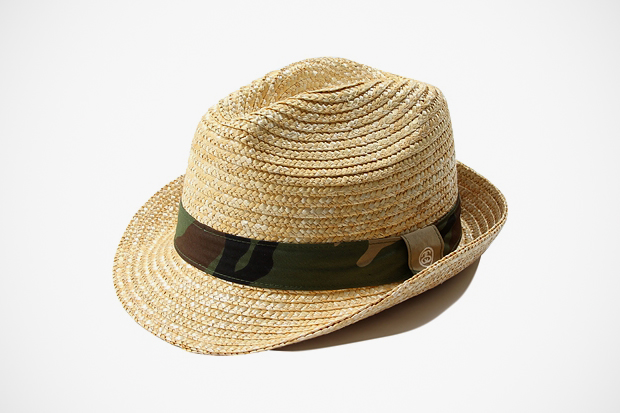 Image of Stussy 2012 Spring/Summer Granada Straw Hat