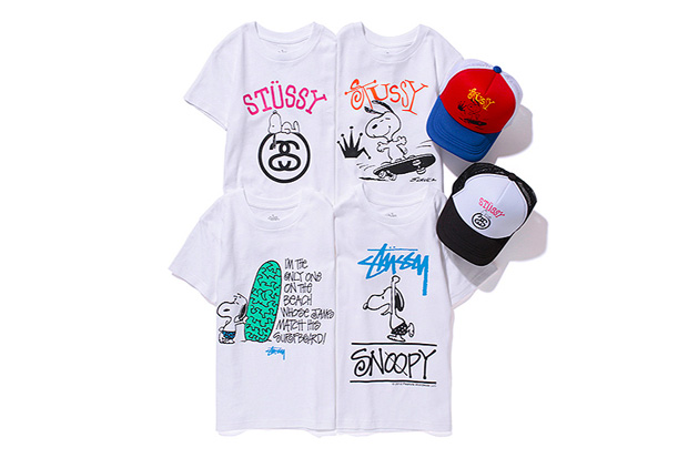 Image of Stussy Kids x Peanuts 2012 Spring/Summer Capsule Collection #2