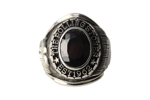 Image of The Rolling Stones 50th Anniversary College Ring