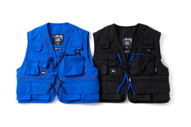 Image of Stussy x Tilt Fishermen Vest