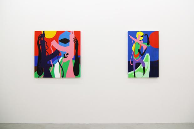 "Image of Todd James ""Yield to Temptation"" Exhibition Recap @ NANZUKA Gallery"