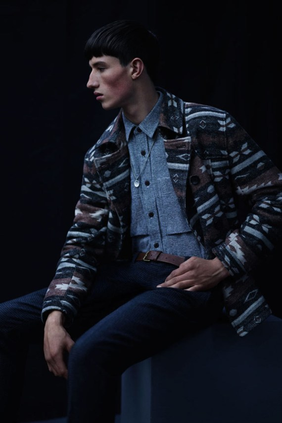Image of TOPMAN 2012 Fall/Winter Lookbook