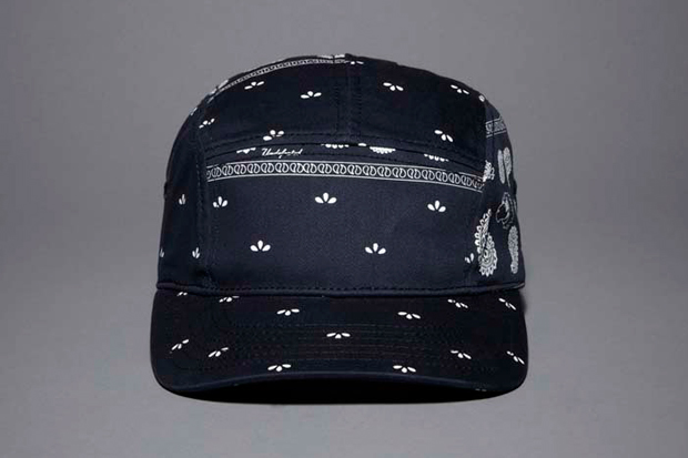 Image of Undefeated 2012 Summer Paisley Camp Cap