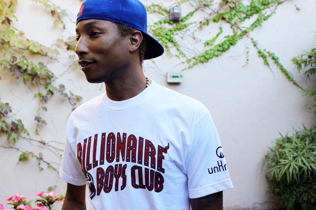 "Image of UNKNWN x Billionaire Boys Club 2012 ""Championship"" White T-Shirt"