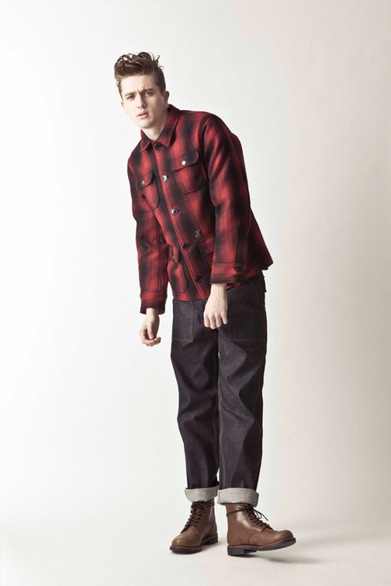 Image of URSUS BAPE 2012 Fall/Winter Lookbook