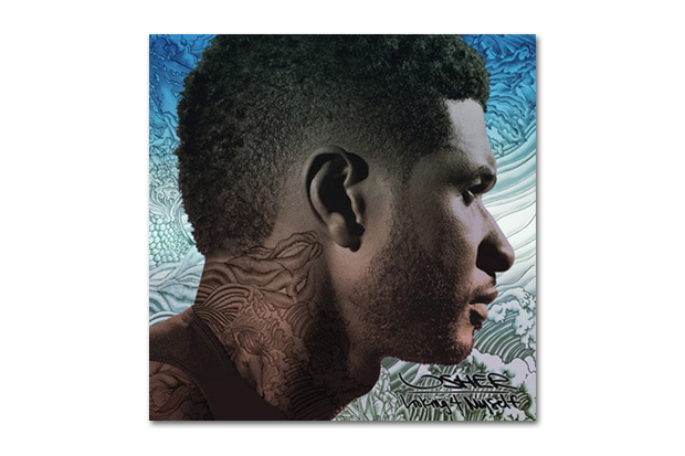 Image of Usher featuring Pharrell Williams - Twisted (Produced by The Neptunes)
