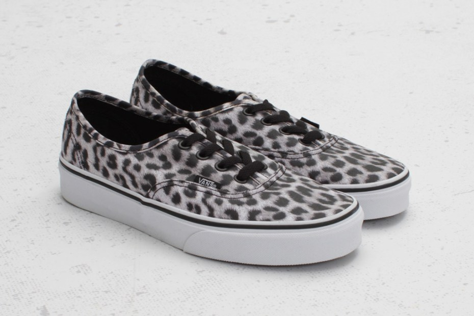 "Image of Vans Authentic ""Leopard"" Pack"