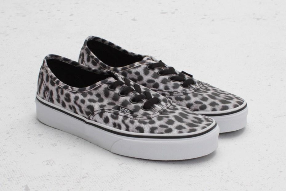 "Image of Vans Authentic ""Leopard"" Pack"