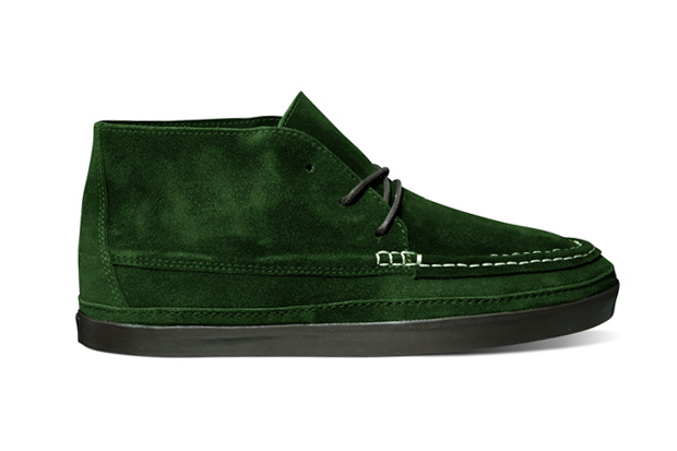 Image of Vans California 2012 Fall/Winter Mesa Moc