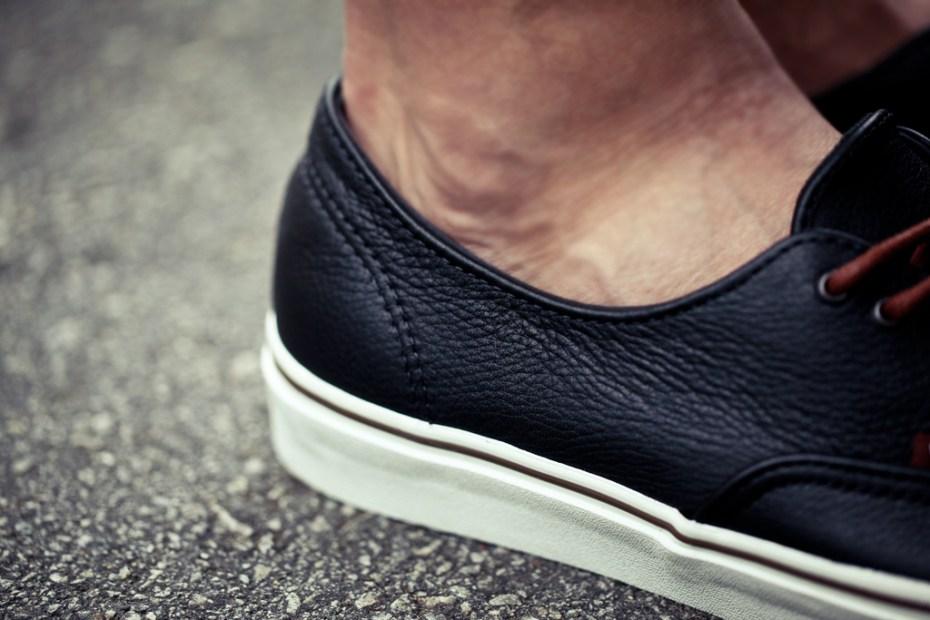 Image of Vans California 2012 Summer Authentic Decon CA Pack