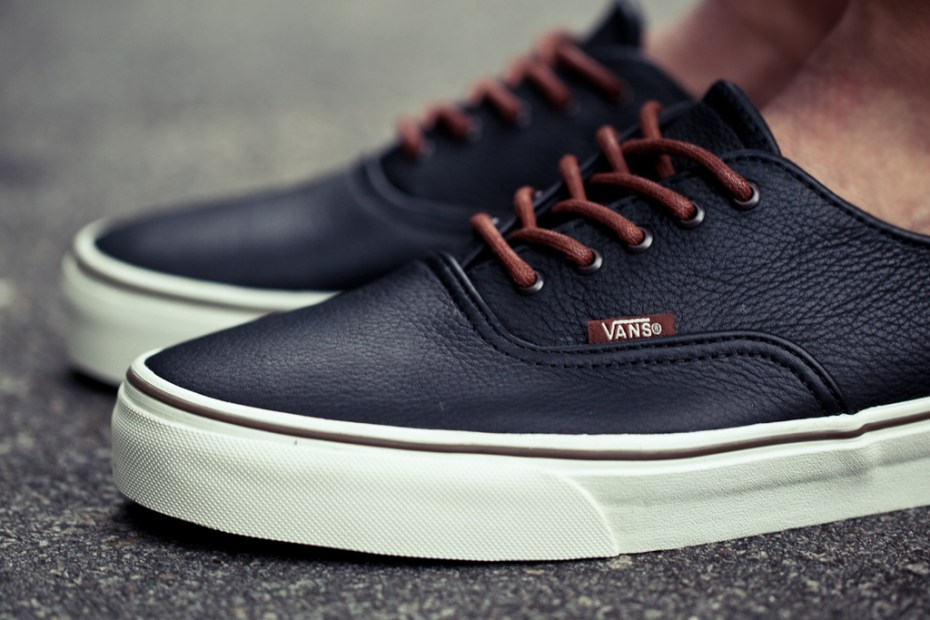Image of Vans California 2012 Summer Authentic Decon CA Pack
