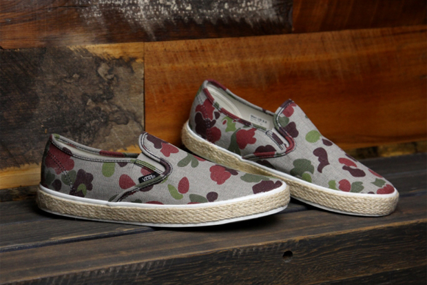 Image of Vans California LP Slip-On CA