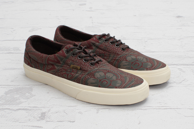 "Image of Vans California ""Washed Paisley"" Era"