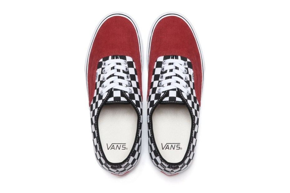 Image of Supreme x Vans 2012 Spring/Summer Authentic
