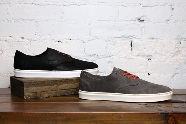 Image of Vans Washed Suede Ludlow Decon