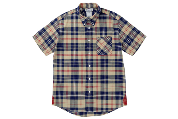 Image of visvim 2012 Summer Check Shirt