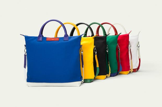 Image of WANT Les Essentiels de la Vie 2012 Olympic Tote Bag Collection
