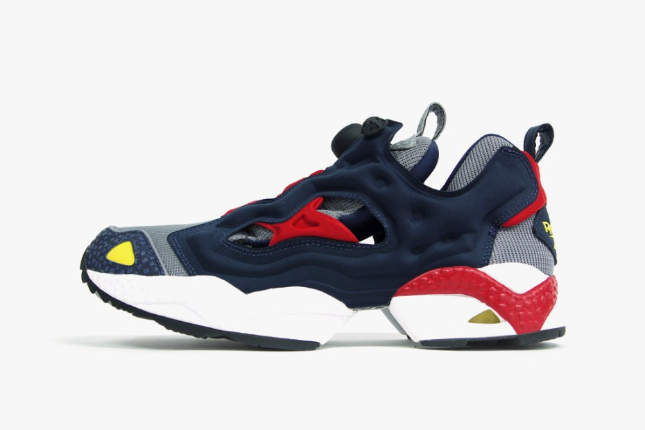 Image of WHIZ LIMITED. x mita sneakers x Reebok INSTA PUMP FURY