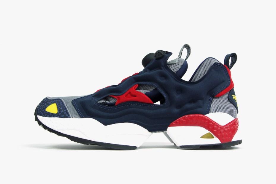 Image of WHIZ LIMITED. x mita sneakers x Reebok INSTA PUMP FURY