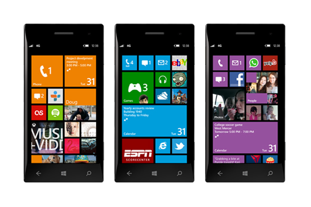 Image of Windows Phone 8 Operating System Preview