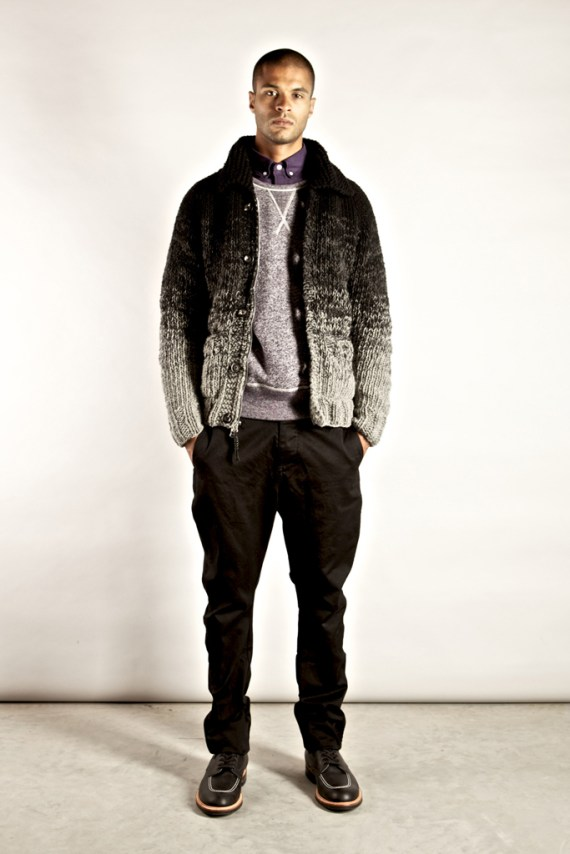 Image of wings + horns 2012 Fall/Winter Collection Lookbook