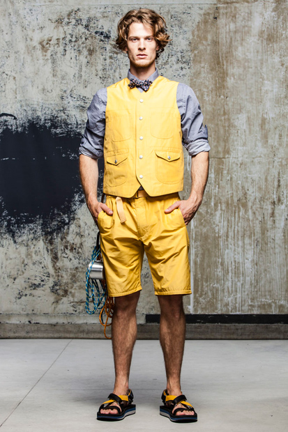 Image of Woolrich John Rich & Bros. 2013 Spring/Summer Collection