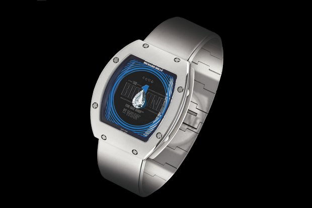 """Image of World Series of Poker 2012 """"Big One for One Drop"""" Official Bracelet by Richard Mille"""