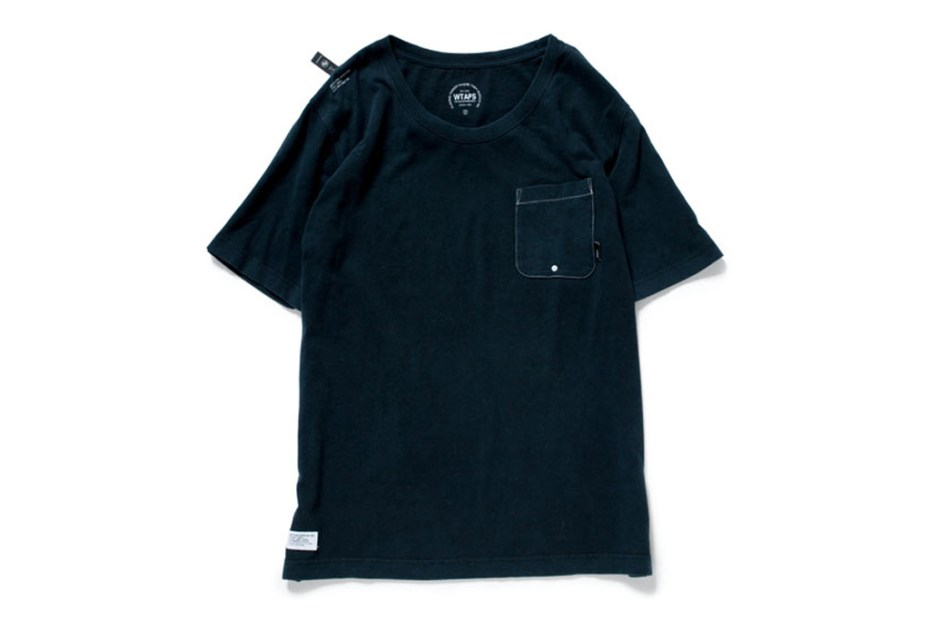 "Image of WTAPS 2012 Spring/Summer ""BETTER THAN YESTERDAY"" Blank T-Shirt Collection"
