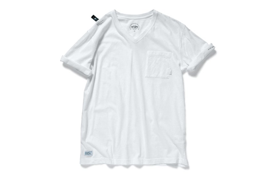 """Image of WTAPS 2012 Spring/Summer """"BETTER THAN YESTERDAY"""" Blank T-Shirt Collection"""