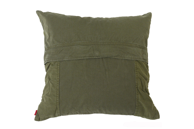 Image of WTAPS 2012 Spring/Summer SNEAK Olive Drab Cushion