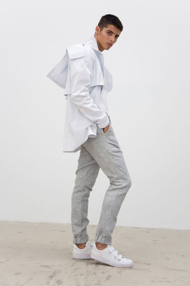 Image of Yuliy Gershinsky 2013 Spring/Summer Lookbook