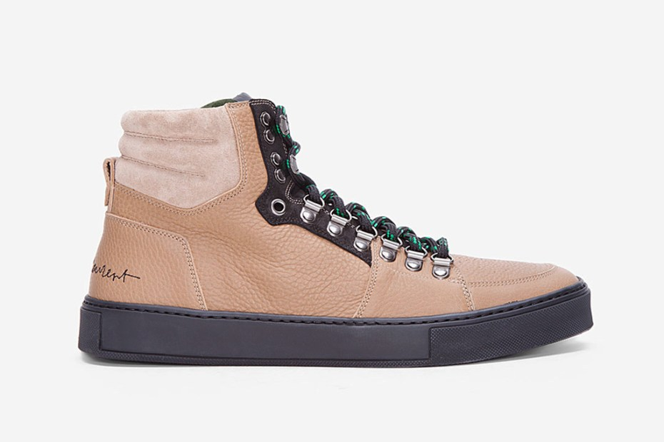 Image of Yves Saint Laurent Malibu Hiking Sneakers