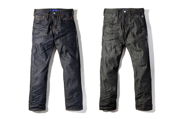 Image of 2012 DENIM by Vanquish x fragment design Collection