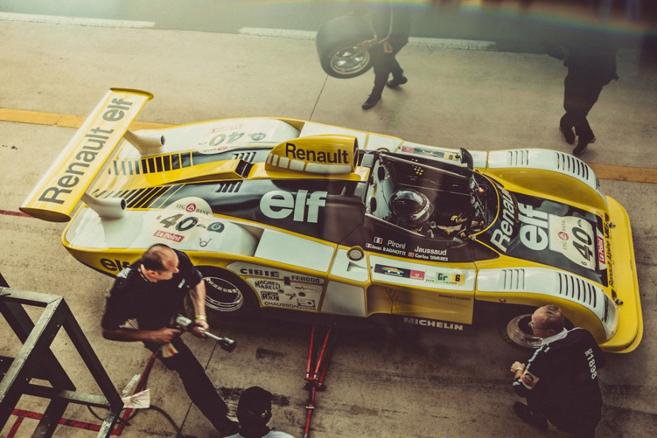 Image of 2012 Le Mans Classic by Laurent Nivalle