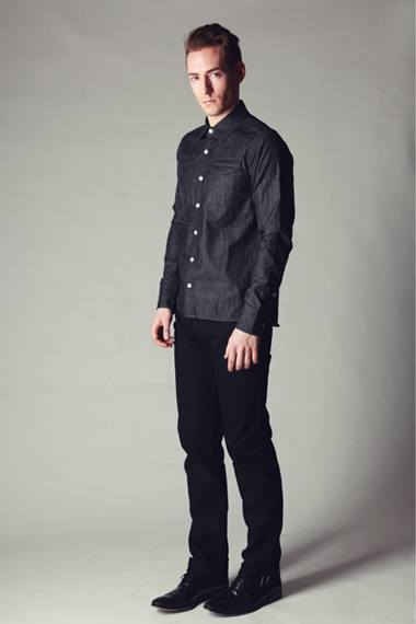 Image of 3sixteen 2012 Lookbook