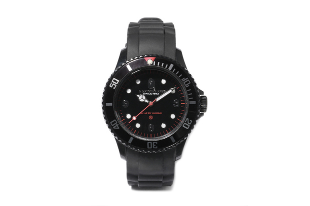 Image of A Bathing Ape 2012 Fall/Winter RUBBER BLACK CLEAR BAPEX